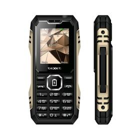 """Сотовый телефон TEXET TM-D429 1,77"""", microSD, 2 sim, антрацит"""