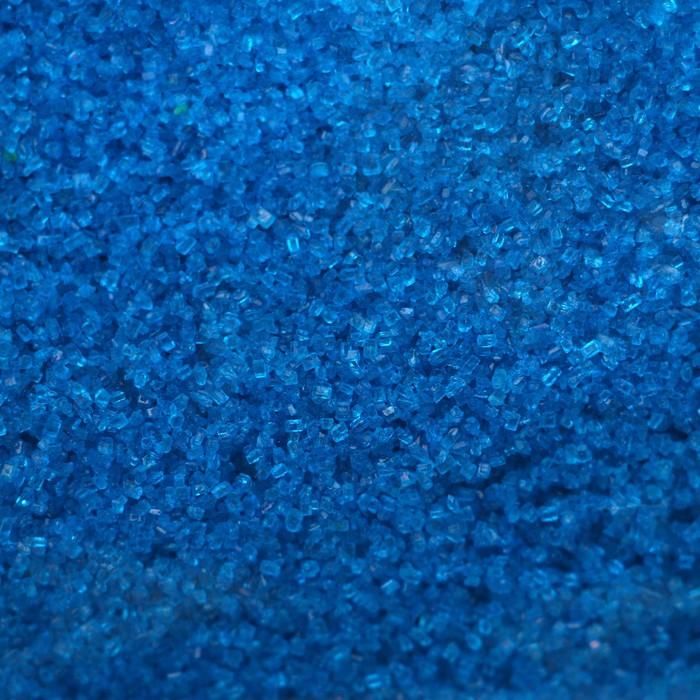Посыпка декоративная «Сахар цветной» синий, 50 г