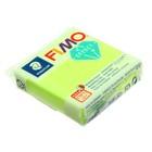 Полимерная глина запекаемая 57г FIMO neon effect, желтый