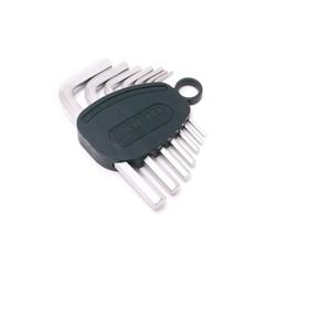 Набор ключей ROCKFORCE RF-5072, шестигранных, Г-образных, 7 предметов