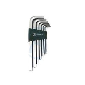Набор ключей ROCKFORCE RF-5072L, шестигранных, удлиненных, 7 предметов