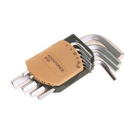 Набор ключей ROCKFORCE RF-5102, шестигранных, Г-образных, 10 предметов