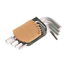 Набор ключей ROCKFORCE RF-5137, Г-образных, шестигранных, 2-19мм, 13 предметов