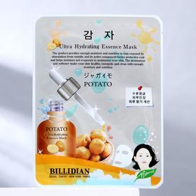 Маска для лица Billidian с экстрактом картофеля