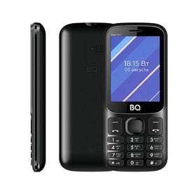 "Сотовый телефон BQ M-2820 Step XL+, 2.8"", 2 sim, 32Мб, microSD, 1000 мАч, чёрный"
