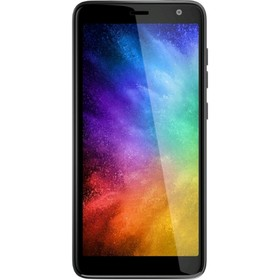 "Смартфон HAIER A4 Lite Alpha 5,5"", IPS, 8Гб, 1Гб, 8МП, 3G, Android 8, чёрный"
