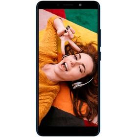 "Смартфон HAIER I8 5,7"", IPS, 32Гб, 3Гб, 13МП, 4G, Android 7.0, чехол, синий"