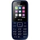 "Сотовый телефон INOI 105 2019 1,77"", microSD, 0,3МП, 2 sim, синий"