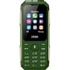 "Сотовый телефон INOI 106Z 1,8"", microSD, 2 sim, зелёный"