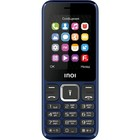 "Сотовый телефон INOI 242 2,4"", microSD, 0,1МП, 2 sim, синий"