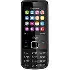 "Сотовый телефон INOI 243 2,4"", microSD, 0,3МП, 2 sim, чёрный"