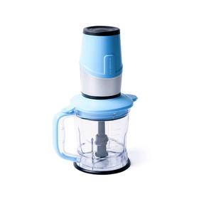 Блендер RawMid Dream mini BDM-07, стационарный, 500 Вт, чаша 1.2 л, 2 бутылки