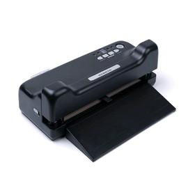 Вакуумный упаковщик RawMid Future RFV-03, 150 Вт, черный