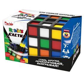 Логическая игра «Клетка рубика»