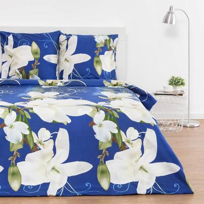 Постельное бельё Collorista 1,5 сп «Нежный цветок» 147х210см, 150х215см, 70х70см-2 шт