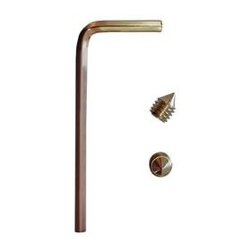 Набор крепежный MARLOK, для крепления дверных ручек к квадрату Ош