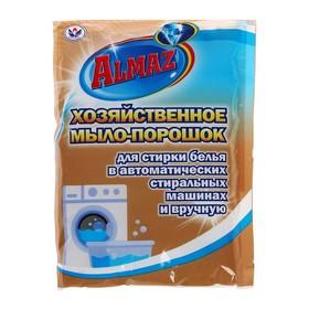 Almaz Хозяйственное Мыло-Порошок для автоматической и ручной стирки, 300 мл Ош