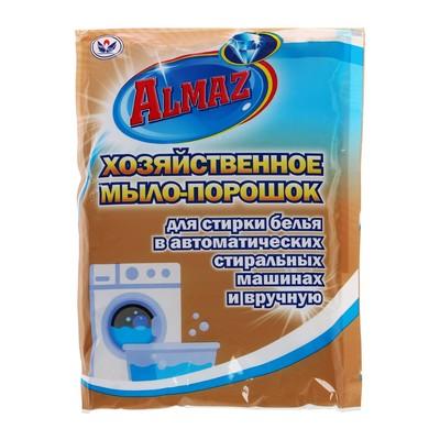 Almaz Хозяйственное Мыло-Порошок для автоматической и ручной стирки, 300 мл - Фото 1