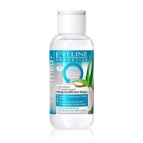 Мицеллярная вода 3 в 1 Eveline Facemed+, освежающе-успокаивающая, 100 мл