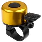Звонок 11A-02, цвет чёрный/золотой
