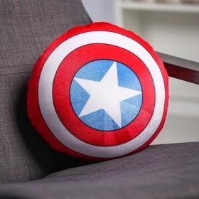 Подушка антистресс «Капитан Америка», Мстители