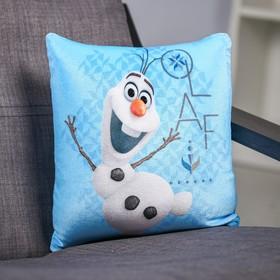 Подушка антистресс «Olaf», Холодное сердце