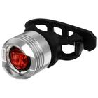 Фонарь велосипедный задний JY-3006T 1 красный светодиод
