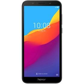 "Смартфон Honor 7S 5,45"", 16Гб, 1Гб, 8МП, 4G, Android 8.1, чёрный"