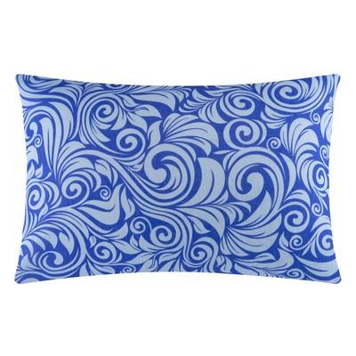 Наволочка Экономь и Я 50х70 «Нежность» цвет синий