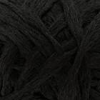 """Пряжа """"Arachna Fibra"""" 100% полиэфир 200±12м/50гр (№02 Чёрный)"""