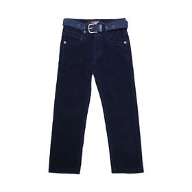 Джинсы для мальчиков, рост 116 см, цвет синий Ош