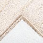 Ковер скролл АРИЯ размер 80х150 см, цвет бежевый 106/3, войлок 195 г/м2 - Фото 3