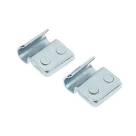 Грузики набивные стальные, для литых дисков, 10 г, набор 100 шт Ош