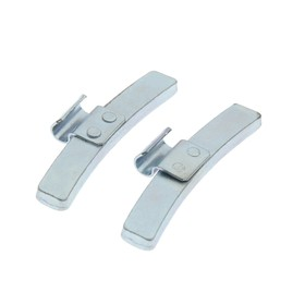 Грузики набивные стальные, для литых дисков, 50 г, набор 50 шт Ош