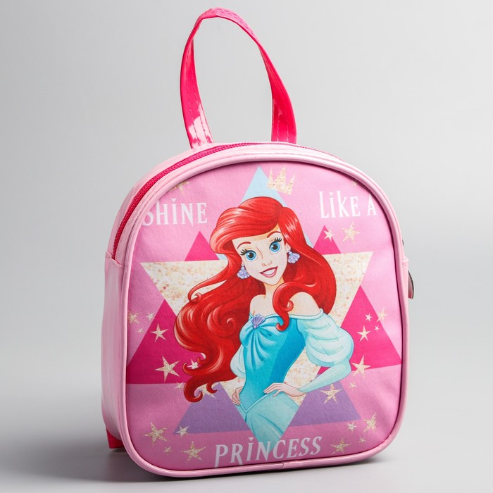 "Детский рюкзак ""Shine like a princess"", Принцессы"
