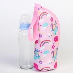 Термосумка для бутылочки «Волшебная пони» на молнии