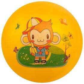 Мяч детский «Животные», d=22 см, 60 г, цвета МИКС