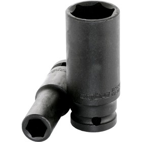 "Головка ударная Ombra 112512, 12 мм, 1/2""М, глубокая, шестигранная"