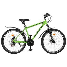 Велосипед 26' Progress модель Advance Pro RUS, цвет зеленый, размер 17' Ош