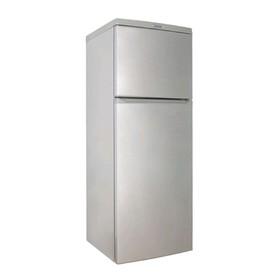 Холодильник DON R-226 MI, двухкамерный, класс А, 270 л, цвет металлик искристый