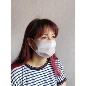 Набор масок для лица одноразовых гигиенических, 2 слоя, 10шт.