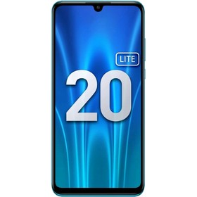 "Смартфон Honor 20 Lite 6,15"", 128Гб, 4Гб, 48+8+2МП, 4G, Android 9.0, Фиолетовый"