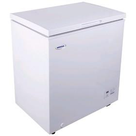 Морозильный ларь Renova FC-160, класс A+, 160 л, 1 корзина, белый Ош