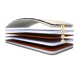 Матрас «Топ-топ», размер 80×190 см, высота 12,5 см