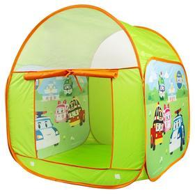 Игровая палатка «Робокар Поли», в чехле