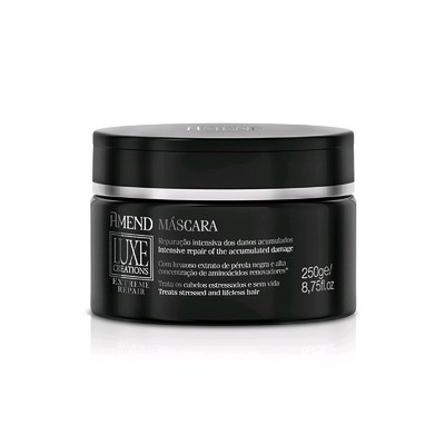 Маска для восстановления поврежденных волос Amend  Luxe Creations, регенерирующая,  250 мл - Фото 1
