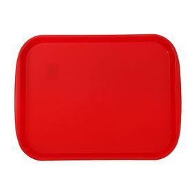 Поднос Plastic Centre «Титан», цвет красный