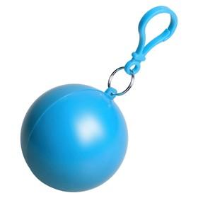Дождевик в круглом футляре Nimbus, цвет упаковки голубой Ош