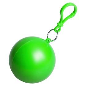 Дождевик в круглом футляре Nimbus, цвет упаковки зелёное яблоко Ош