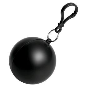 Дождевик в круглом футляре Nimbus, цвет упаковки чёрный Ош
